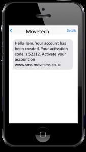 sender ID Kenya