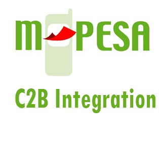 mpesa c2b api integration